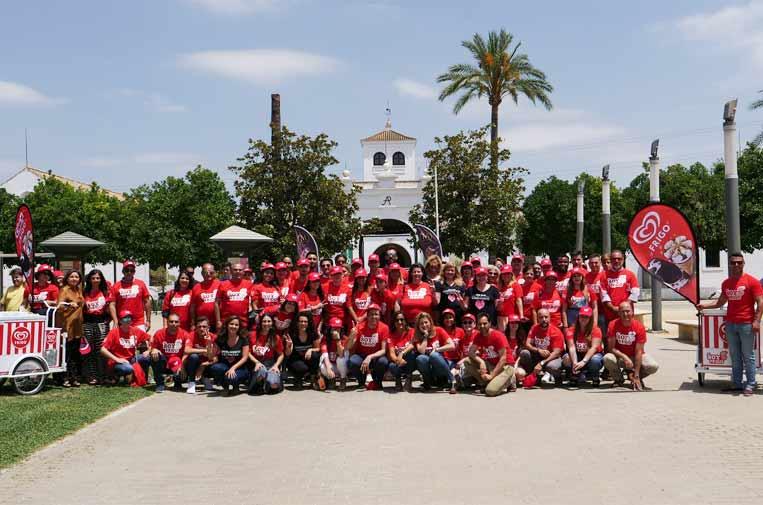 Frigo ofrece 750 oportunidades laborales en España a colectivos vulnerables