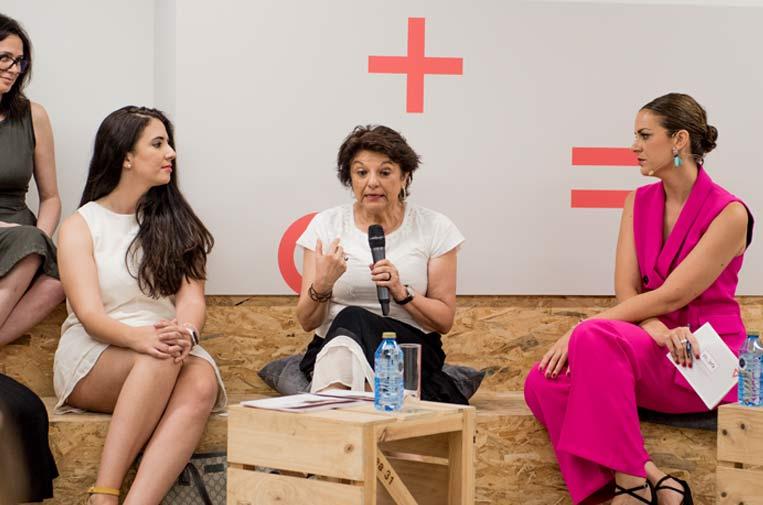 Trescom lanza el programa 'Yo, jefa' para impulsar el liderazgo femenino