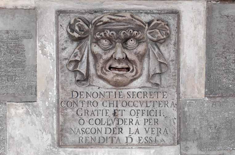 Poder y dinero en Venecia