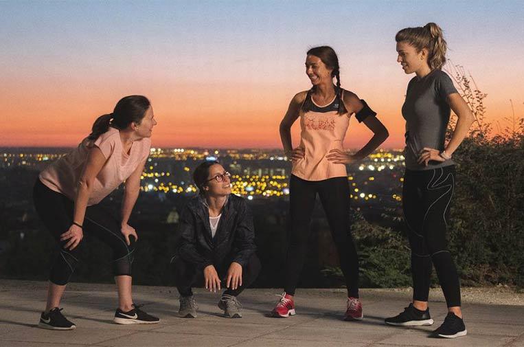 'Running' en igualdad o cómo correr juntas del miedo