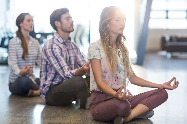 'Mindfulness' en la empresa para mejorar la salud mental de los empleados