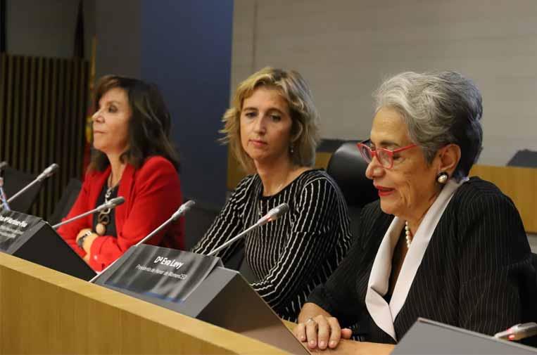Solo el 26% de miembros de los consejos de administración del IBEX 35 son mujeres