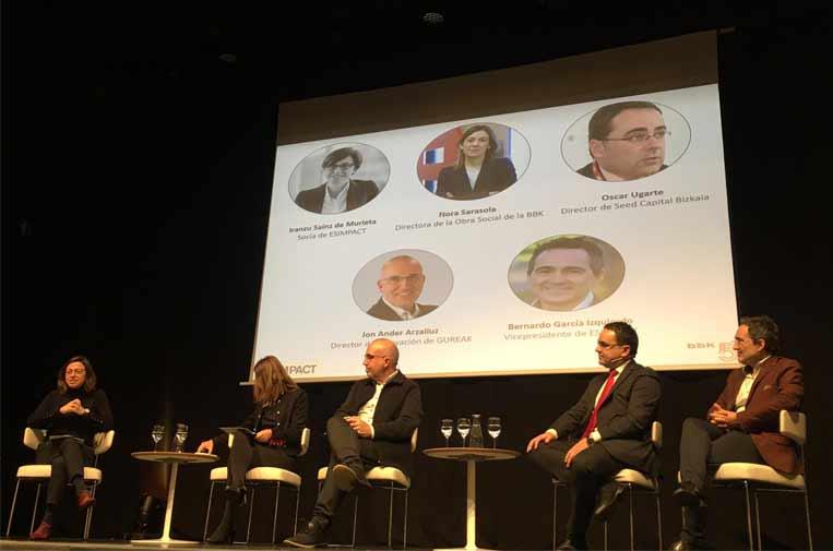BBK y EsImpact estudian la medición y gestión del impacto social en España