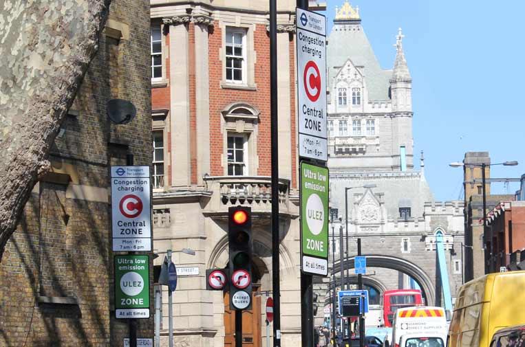 Los centros de las ciudades, ante el reto de la movilidad sostenible