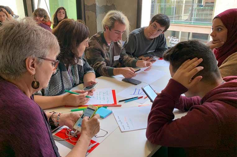 Un centenar de personas aportan su talento en el tercer 'Ideatón' por los ODS