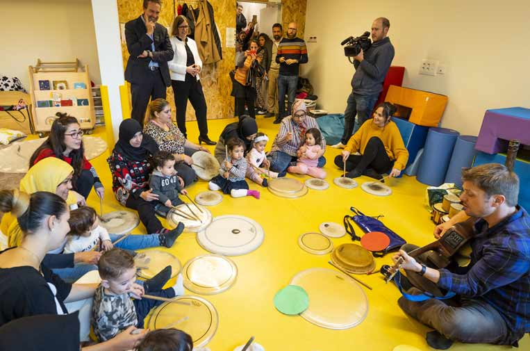 Nace #Notassolidarias para ayudar a niños en riesgo de exclusión a través de la música