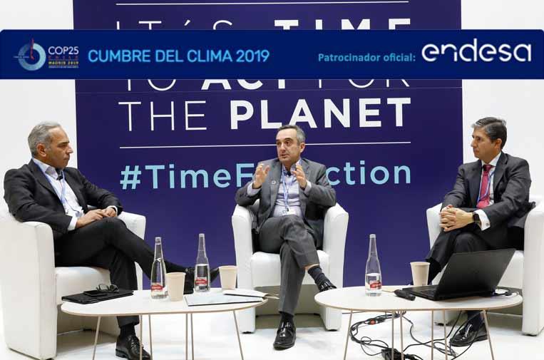 COP25: La colaboración público-privado para la descarbonización económica