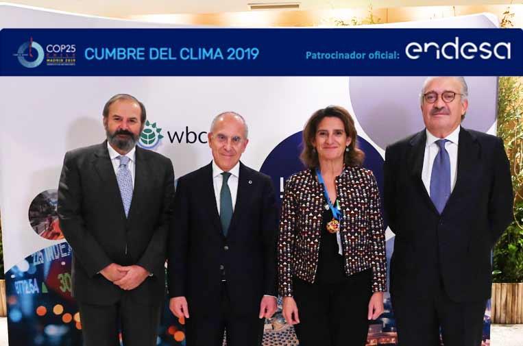 Empresas, banca y política comparten soluciones al cambio climático en la COP25