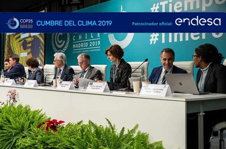 Un informe presentado en la COP25 mide las emisiones de carbono del turismo