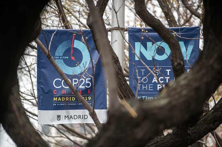 Decepción y ausencia de compromisos reales, balance de la COP25
