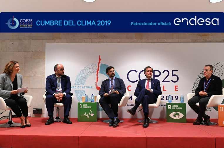 Presentan en la COP25 un plan para que Canarias sea 100% renovable en 2040