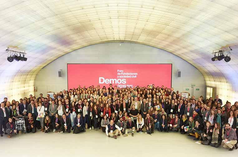 El Foro Demos llama a las fundaciones a liderar la transición cultural hacia la sosteniblilidad