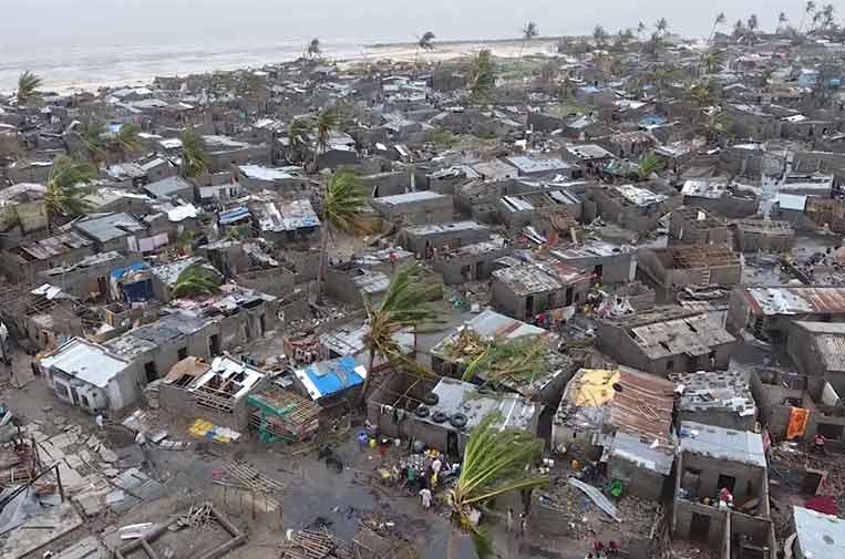 El cambio climático podría aumentar a 200 millones las personas que necesiten ayuda humanitaria