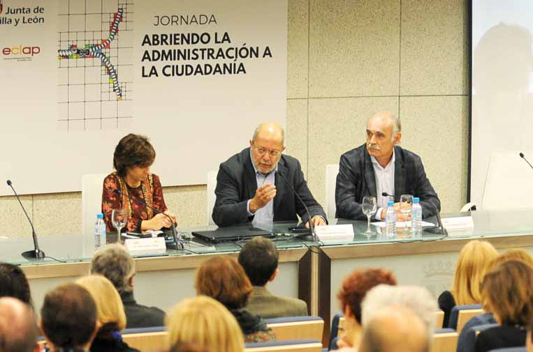 <p>Francisco Igea, vicepresidente y consejero de Transparencia, Ordenación del Territorio y Acción Exterior de la Junta de Castilla y León.</p>
