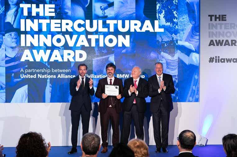 El proyecto español 'Emprende por Diversidad', premiado en los Intercultural Innovation Awards