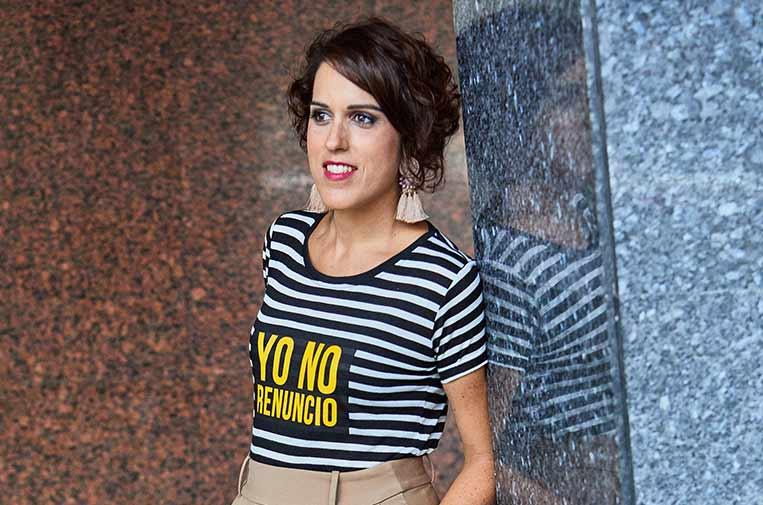 La 'malamadre' Laura Baena, Personaje Social del Año 2019 por su lucha por la conciliación