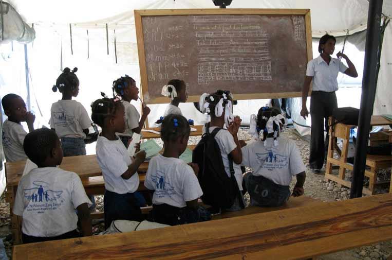 Diez años de cooperación de la Fundación NPH desde el peor terremoto en Haití
