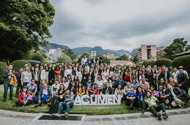 Mar Cabra, miembro de FCyT, elegida como una de las 24 'Acumen Fellows' en España