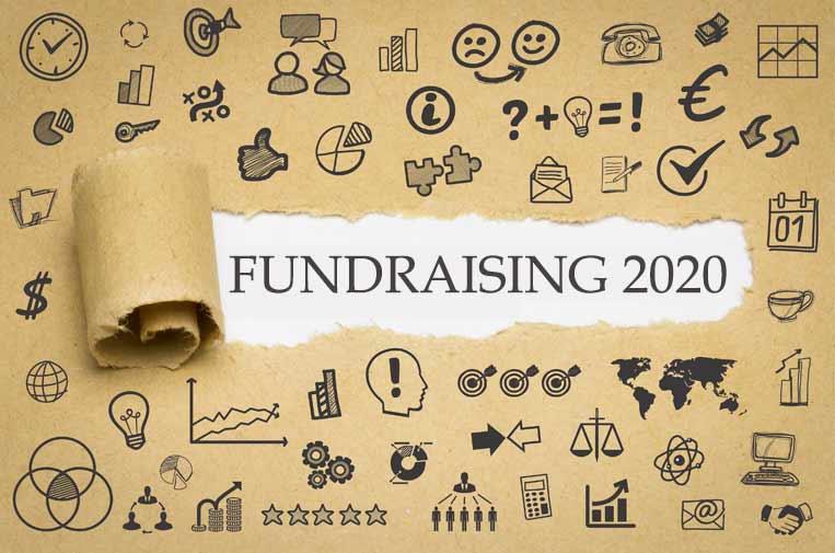 Las 8 tendencias de captación de fondos para 2020