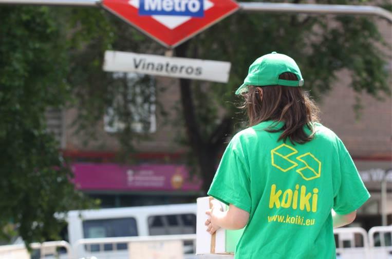 <p>Koiki es una red de microcentros urbanos para la distribución de 'última milla'.</p>