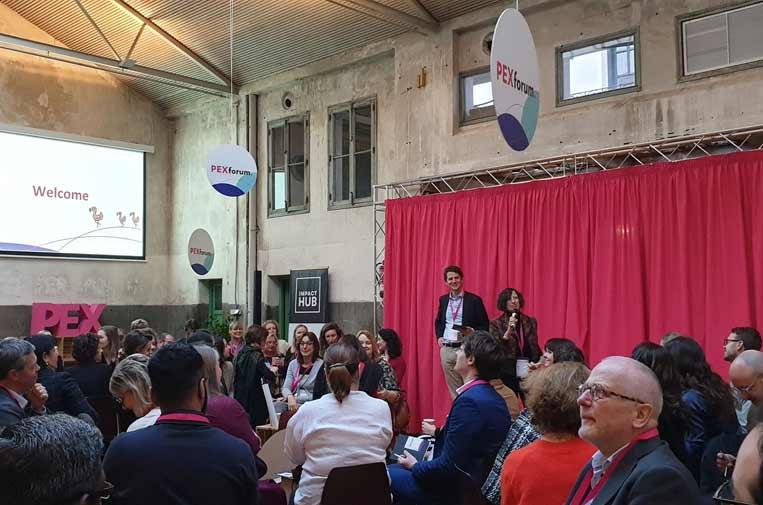 Más de 120 líderes debaten en Madrid sobre el futuro de la filantropía en Europa