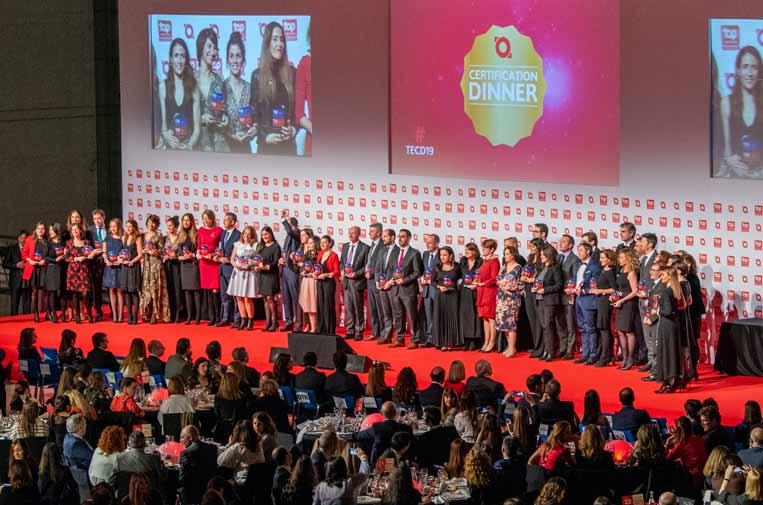 Top Employers 2020: las 109 mejores empresas para trabajar en España
