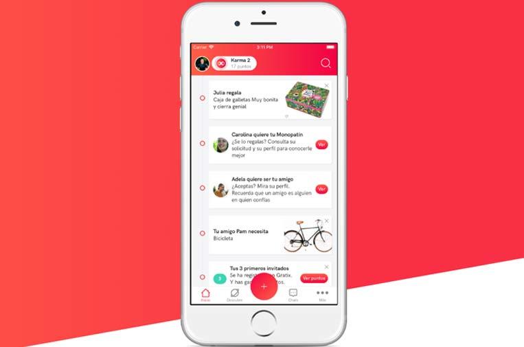 <p>Gratix, la 'app' para fomentar el consumo circular y colaborativo.</p>