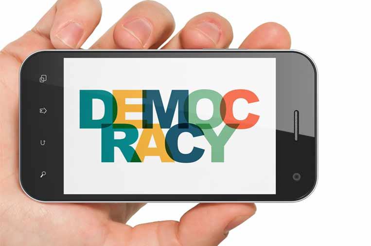¿Cómo ayuda la tecnología al acceso a la información en la gestión pública?
