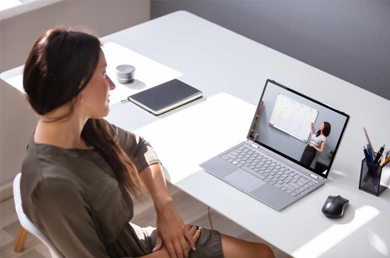 E-learning para continuar la formación en las empresas durante la crisis del COVID-19