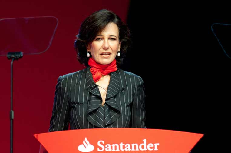 Sucesión y división de poderes en el Banco de Santander