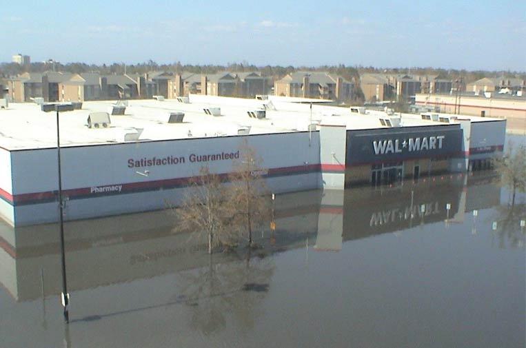 Lo que las empresas españolas deben copiar de Walmart y el Katrina