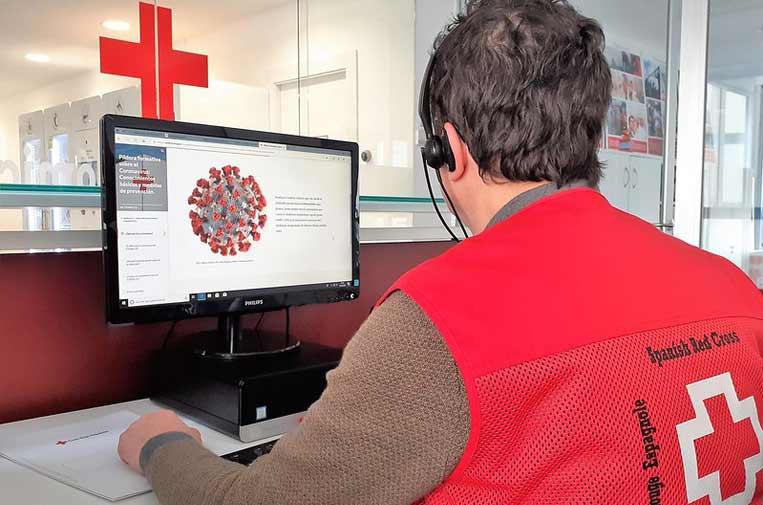 Las ONG se vuelcan con los más vulnerables durante la crisis del coronavirus