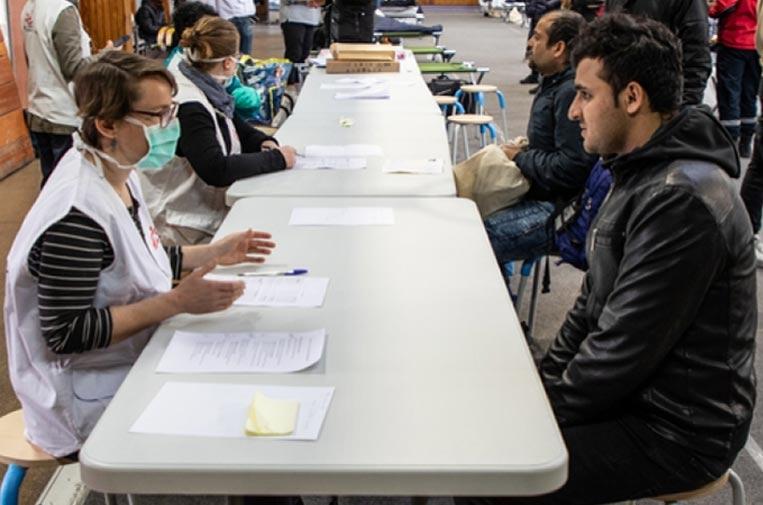 <p>MSF España ha abierto un hospital con 100 camas en Alcalá de Henares (Madrid).</p>