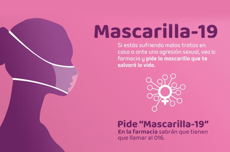 Farmacias, aliadas de las víctimas de violencia de género durante el confinamiento