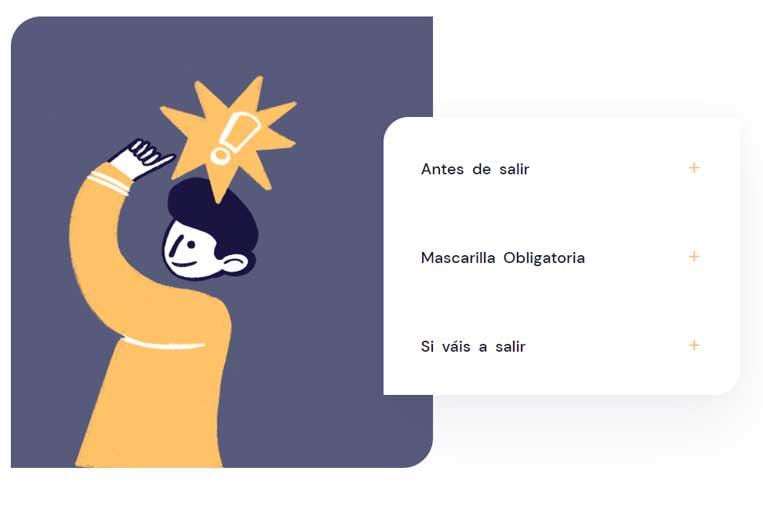 Nace Desescalapp para ofrecer información clara sobre la desescalada por código postal