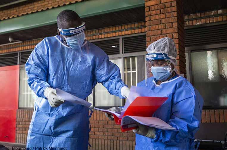 Colaboración extrema a la altura de la pandemia
