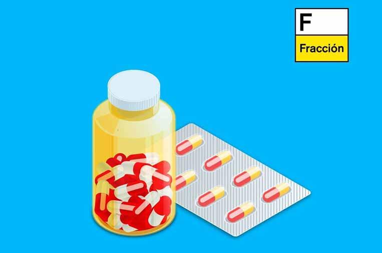 <p>Fracción es una Empresa B chilena  que vende dosis precisas de medicamentos.</p>