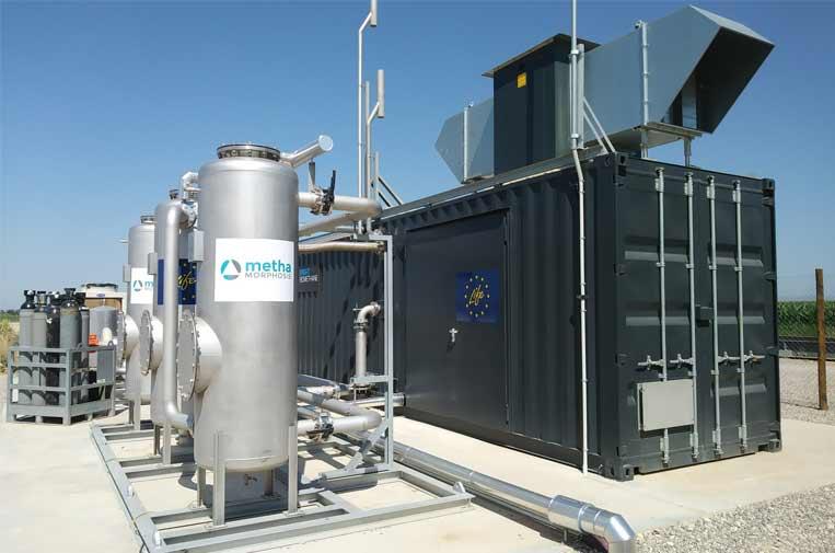 Gases renovables para reducir en más del 10% las emisiones de gases de efecto invernadero