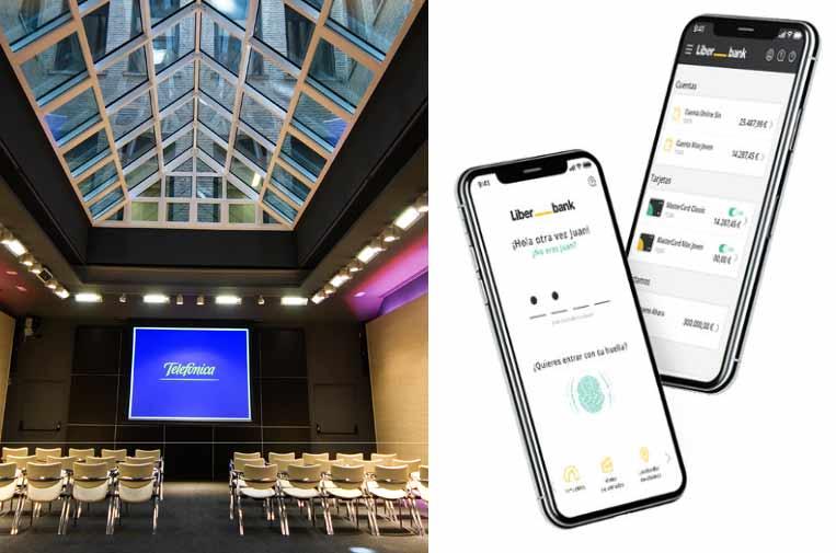 Telefónica y Liberbank ganan el Premio AECA a la Transparencia Empresarial 2020
