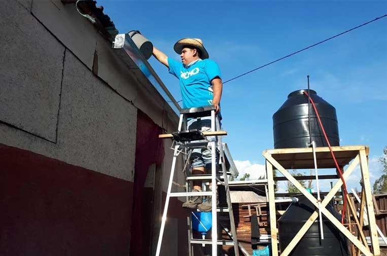 <p>SCALL: Sistema de captación de lluvia para abastecer de agua</p>
