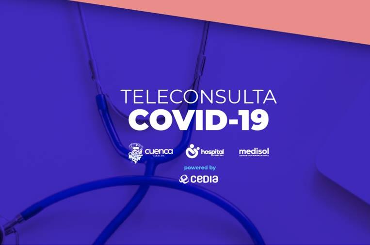 <p>Teleconsulta médica ante el virus COVID-19: Telesalud</p>