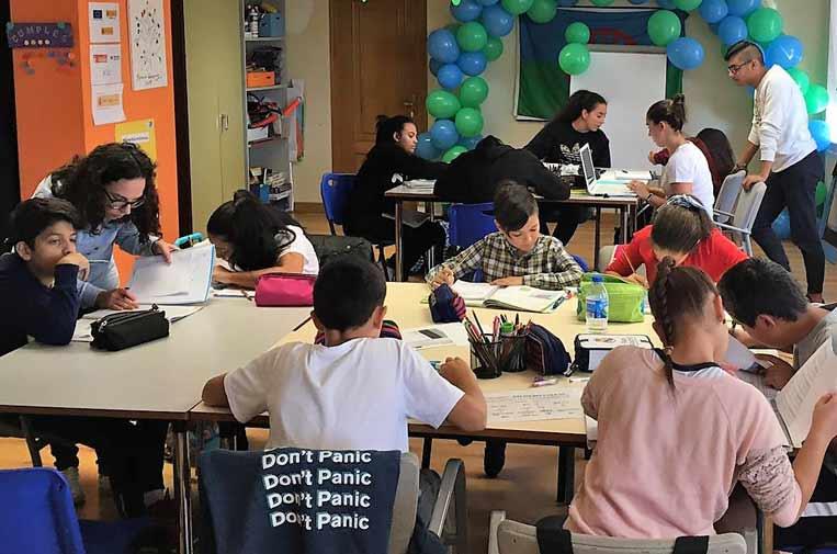 Reclaman medidas urgentes contra la segregación escolar