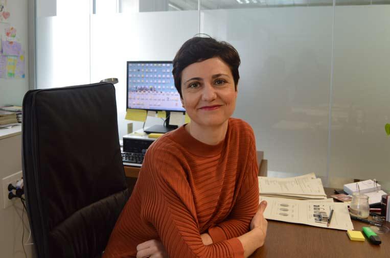 <p>Esperanza Zambrano, exsubdirectora general de Reclamaciones del Consejo de Transparencia y Buen Gobierno.</p>