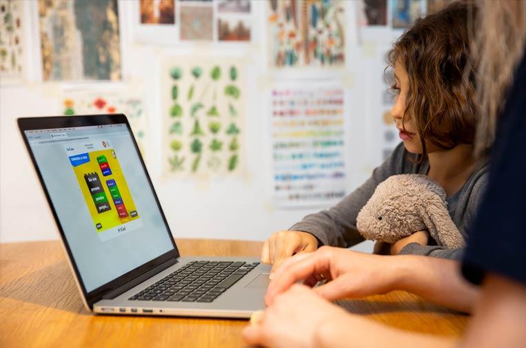 """<p>362.000 usuarios han accedido al portal online de EduCaixa, el programa educativo de la Fundación """"la Caixa"""", desde el inicio de la cuarentena.</p>"""