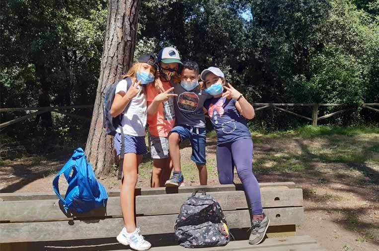 """<p>Fundación de la Esperanza de la Fundación """"la Caixa"""" se realizarán el máximo de actividades al aire libre, combinando el tiempo libre con el refuerzo escolar a fin de dar respuesta a las carencias educativas que puedan haberse generado a lo largo del confinamiento.</p>"""