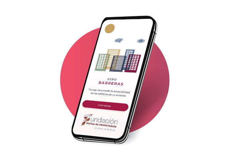 Fundación Mutua de Propietarios crea una 'app' para medir la accesibilidad real de los edificios