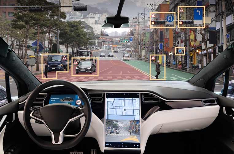 Inteligencia artificial: primer juicio por accidente de tráfico mortal