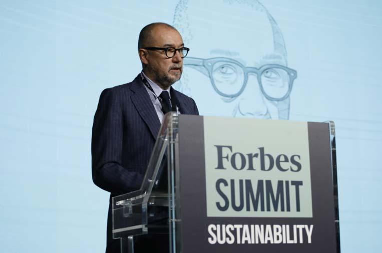 <p>Andrés Rodríguez, presidente, editor y director de Forbes España.</p>