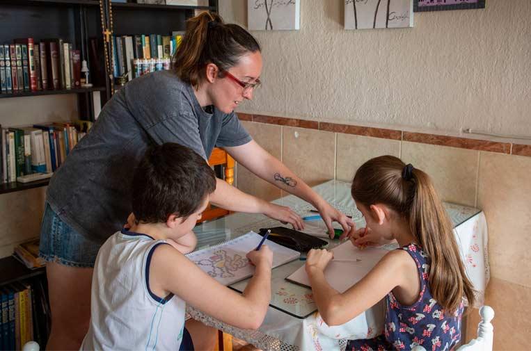 El 33% de menores sufrirá pobreza en España a final de año si no se toman medidas
