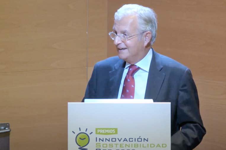 <p>Ignacio Egea Krauel, presidente del Patronato de Down Madrid.</p>